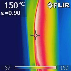 Thermographie machines