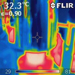 Thermographie réseaux